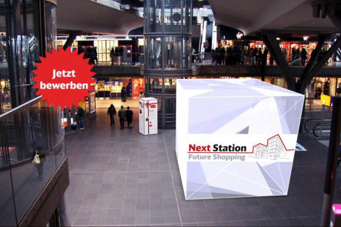 Deutsche Bahn Next Station